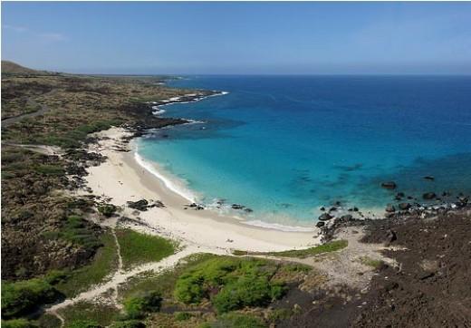 Куа-Бей на Большом Острове Гавайев фото