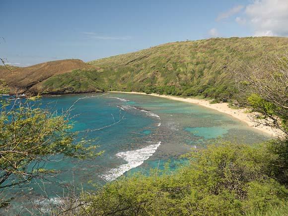 11 лучших пляжей США