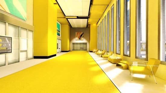 желтый цвет в интерьере рекомендации психолога