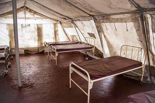 деревня Лакка сьерра-Леоне фото