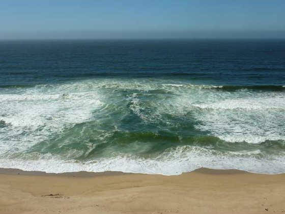 рип побережье Калифорнии фото