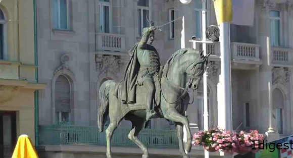 памятники Загреба