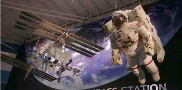 Хьюстон достопримечательности: космический центр
