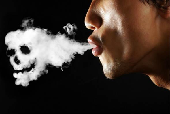 курение как причина рака