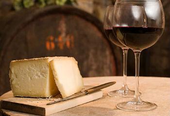 Мигрень: вино и сыр