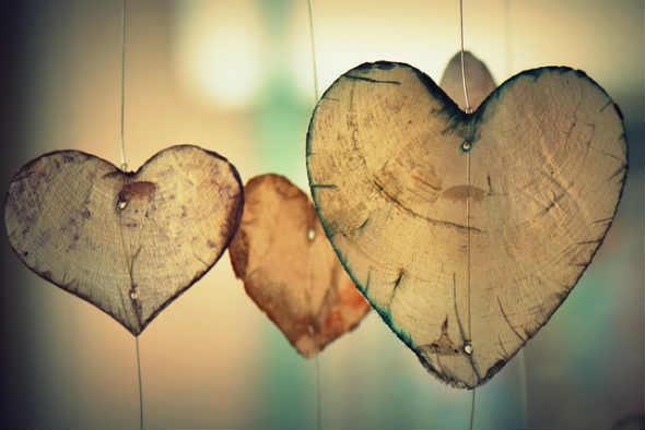 Главное в этом мире любовь